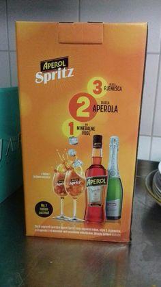Aperol spritz Croatian Language