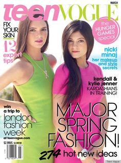 Kylie and Kendall Jenner    http://www.huffingtonpost.com/2012/01/30/kylie-kendall-jenner-teen-vogue_n_1241202.html