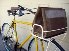 love the bag and rack