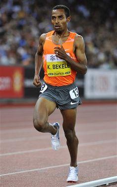 Kenenisa Bekele - Greatest Distance Runner Ever