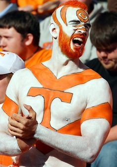 Tennessee Vol Fan