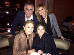 Noblesse & Royautés: In honor of her birthday, a picture of Princess Noor of Iran (b. April with her parents and grandmother has been released-Prince Reza, Princess Yasmine, Empress Farah, and Princess Noor Farah Diba, Persian Princess, Pahlavi Dynasty, Pictures Of Princesses, Noblesse, Kaiser, Royal Fashion, Decir No, Famous People