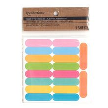 Craft It™ Organize It Planner Label Stickers by Recollections™
