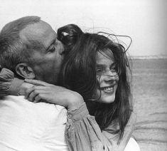 una-lady-italiana: Klaus e Nastassja Kinski All You Need Is Love, Take That, Gena Rowlands, Beatiful People, Father Knows Best, Nastassja Kinski, Faye Dunaway, Robert Redford, Cat People
