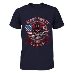 Blood Sweat - T-shirt
