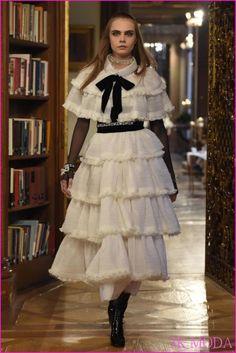 awesome Chanel'in Metiers d'Art Koleksiyonları