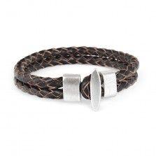 Produse Noi in Magazin - Bocane Men Accesories, Bracelets, Leather, Jewelry, Fashion, Moda, Jewlery, Jewerly, Fashion Styles