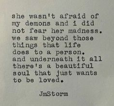 I️ Love you my love. I️ tell you all the time. Give you your madness and my demons will look at you with awe. Angst Quotes, Poem Quotes, True Quotes, Words Quotes, Sayings, Family Quotes Love, Great Quotes, Quotes To Live By, Inspirational Quotes