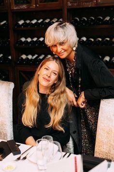 Consuelo Schiena - fashion and backstage coordinator (IT) & Iraida Florea - creative director@IFF