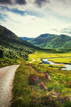 Glen Affric, Scotlan