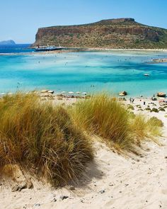 A beach day on the island of #Crete? Yeah well take it (And it doesn't hurt that Crete was just named a top destination in the world too!) Head over to TripAdvisor for all the details on Balos Beach and Lagoon described by one traveler as one of the best beaches in the Mediterranean.