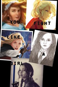 Alex Bailey (Land of stories), Annabeth chase(Percy Jackson), Sophie Foster (Keepers of the Lost Cities), Hermione Granger(Harry Potter) , Katniss Everdeen(Hunger games) Land Of Stories Movie, Percy Jackson, I Love Books, Good Books, Johanna Mason, Hunger Games Humor, The Best Series Ever, Annabeth Chase, Chris Colfer