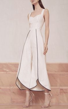 95899c6ded Bow-Embellished Mohair and Wool-Blend Jumpsuit