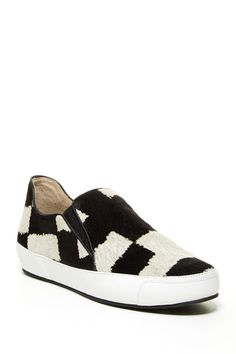 10 Crosby Derek Lam | Jared Genuine Calf Hair Slip-On Sneaker