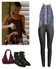 Freya Mikaelson - The Originals by shadyannon on Polyvore featuring polyvore fashion style Glamorous H&M Hollister Co. DV clothing