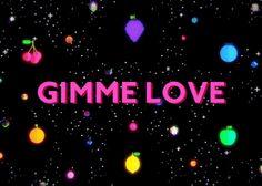 Marina | Froot | Blue | Gimme love/ dreams/ a good self steem