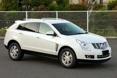 Cadillac SRX...My New Car :-)