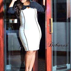 #Repost @barbramonteiro with @repostapp. ・・・ #babimonteiro #plussize #model #curvemodel #curves #curvy #modagrande #tallasgrandes @deborahplussizecmb