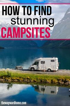 How to Find Stunning and Affordable RV Campsites Need a few tips to find the best RV campsites? How to find stunning and cheap RV campsites Need some tips on finding the best campsites for your RV Check out on traveling family s tips for finding affordabl Camping Items, Camping Places, Family Camping, Tent Camping, Camping Gear, Outdoor Camping, Glamping, Camping List, Winter Camping