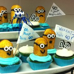 40th birthdays are despicable!