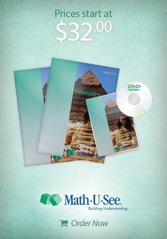 14 Math U See Ideas Math U See Math Secondary Math