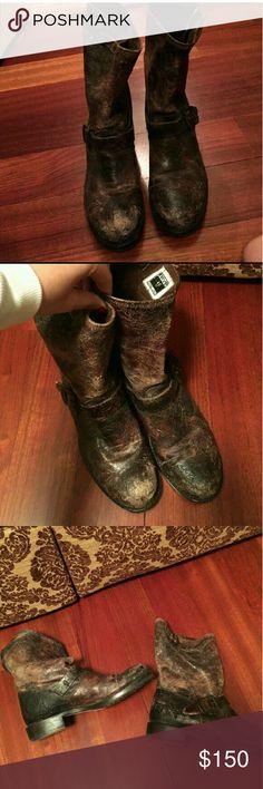 Selling this Frye boots on Poshmark! My username is: kvbeavers. #shopmycloset #poshmark #fashion #shopping #style #forsale #Frye #Shoes