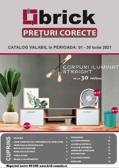 Catalog Brick Romania Revista Oferte Iunie 2021 - Catalog AZ