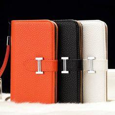 エルメスiphone7/7plus カバー アイフォン6/6plusケース ギャラクシー s6/s7 edgeケース 手帳型hermes iphone se/6/6s plus 5/5sケース ブランド