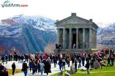 Garni, armenia, by visitarm.com