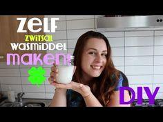 DIY - Zelf Wasmiddel Maken! - YouTube
