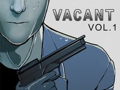 """VACANT is a science fiction web comic following Commander Hayze, an agent of """"The Eye"""" a powerful alien government/ corporate agency. Sent on a seemingly simple rescue mission, Hayze stumbles upon a possible explanation for the near extermination of the human race that had taken place over 100 years prior. His only lead is a virus and, along with his crew, Hayze tries to find the cure."""