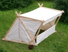 Viking Merchant Tent