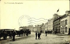 The Promenade, Donaghadee. Bangor, Old Postcards, Belfast, Northern Ireland, Holiday Travel, Old Photos, Past, Sea, Places