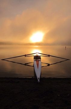 Rowing - Sculling boat