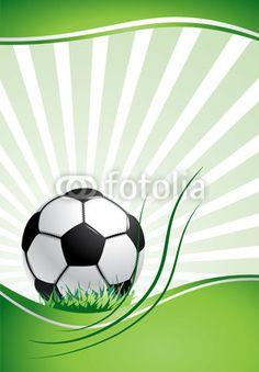 Vektor: soccer_flyer