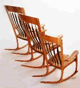 Rocking chair full template set