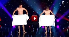 You Would Never Guess That Two French Guys With Towels Could Be So Funny