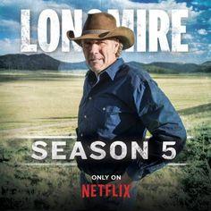 Netflix has renewed the Longmire TV show for a fifth season.  Are you a fan? Will you be watching?