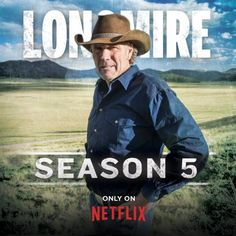 Netflix has renewed the Longmire TV show for a fifth season.  Are you a fan? Will you be watching?