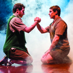 Blood Brothers The Musical at the Phoenix Theatre.