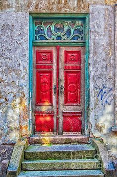 Red Door #red #door #myobsessionwithreddoors