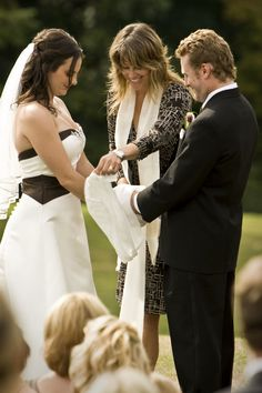 We will be adding in a handfasting ceremony to honor John's Scottish heritage!