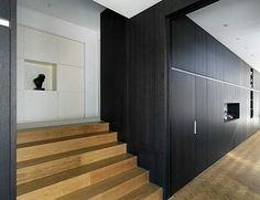 Staircase - modern villa in Eindhoven