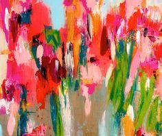 Abstract Art Painting Original Susan Skelley 30 by susanskelleyart
