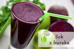 sok z buraka - warto go spożywać regularnie