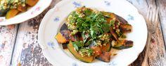 Vegan Loaded Sweet Potato Nachos with Avocado Salsa & Chipotle Crema Sweet Potato Nachos, Loaded Sweet Potato, Healthy Pork Recipes, Vegetarian Recipes, Weekly Recipes, Carrot Recipes, Vegan Meals, Vegan Food, Healthy Meals