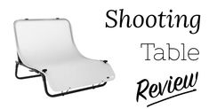 Today we're taking a quick look at a shooting table from Impact. These can be handy for macro photography, or product photography when working with small objects, like jewelry. I often want to take quick … Photography Reviews, Product Photography, Macro Photography, Shooting Table, Fotografia Macro, Photo Accessories, Objects, Jewelry, Jewlery