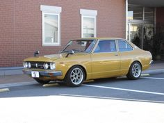 トヨタ カリーナ 1.6 GT 希少2ドアセダン | 在庫車両一覧 | ヴィンテージ 宮田自動車株式会社 | Classic House Vintage