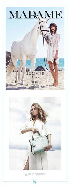 • Louis Quatorze • Air France Madame, Juin-Juillet 2015