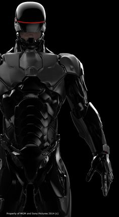 More awesome Robocop artwork Science Fiction, Armadura Cosplay, Sci Fi Armor, Armor Concept, Suit Of Armor, Cyberpunk Art, Sci Fi Characters, Shadowrun, Sci Fi Fantasy